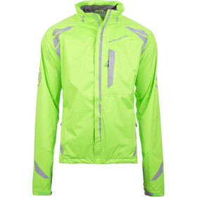 Endura Luminite II Jacket Herre hi-viz green/reflective